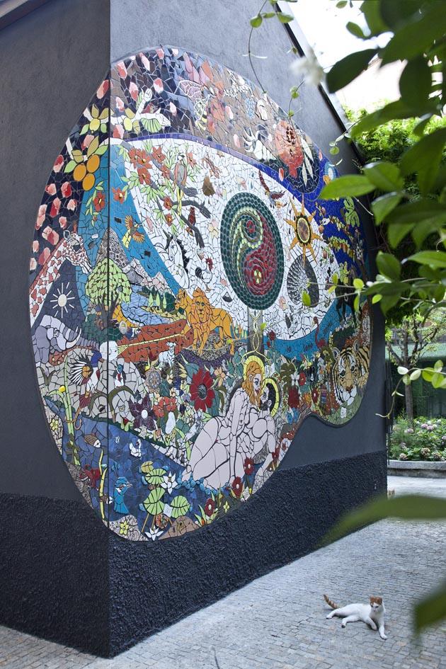 Mosaics orod deoro - Mosaico per esterno ...