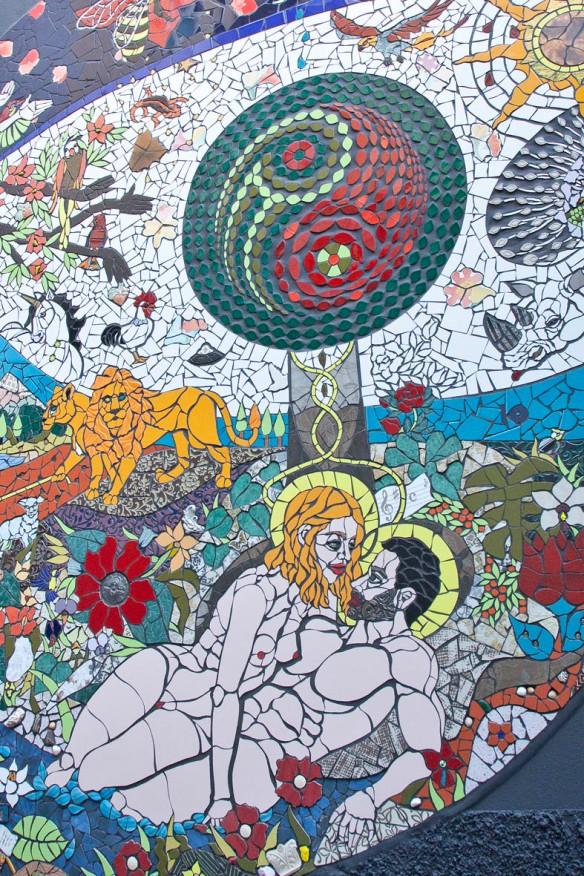 Mosaico contemporaneo, di Orodè Deoro